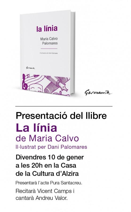 Cartel La linia_Alzira