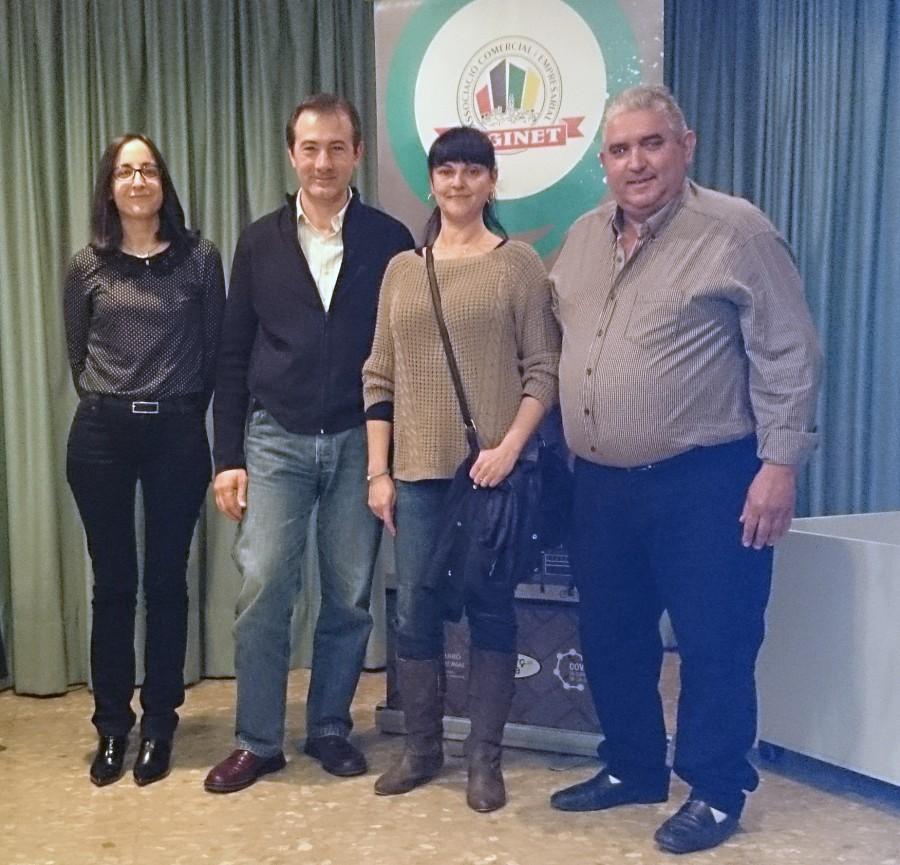 Carmen Sorio, Carles Bayarri, Jose Bayarri i una guanyadora
