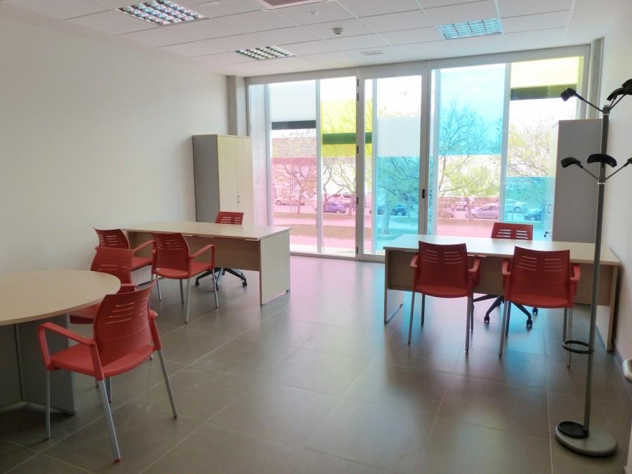 vista despacho centre polivalent