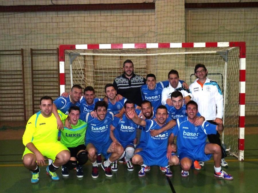 Club futbol sala Alginet