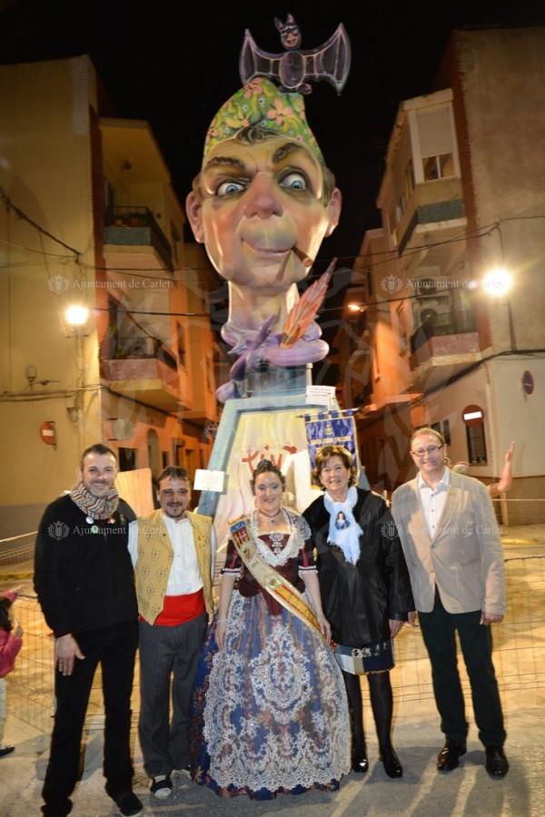 Visita Falla Pais Valencia