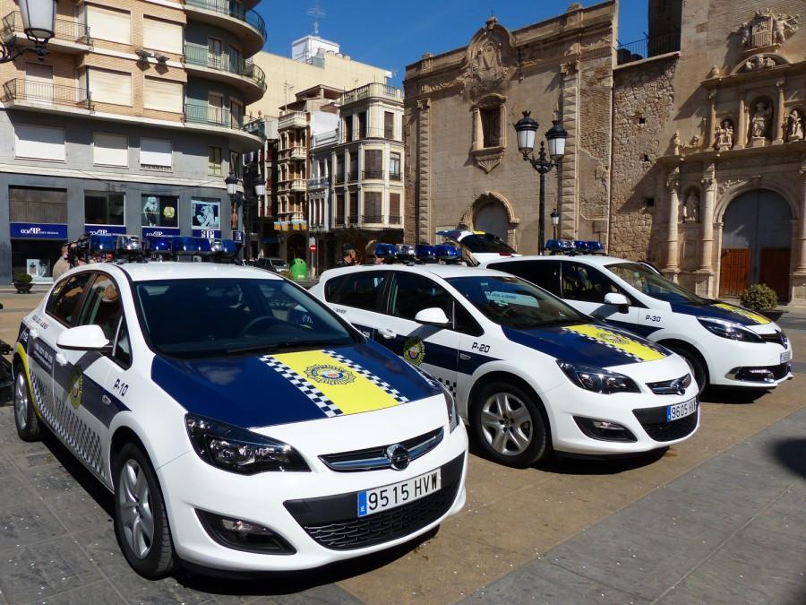coche policia 2