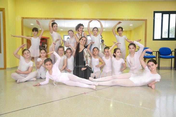 Dia Internacional Danza. Danza Creativa