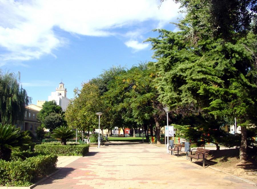 parque del Sagrario