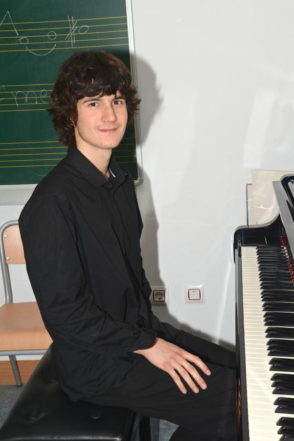 Concurso Piano. Sergi Pacheco