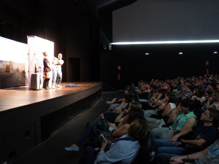 Escolars al Teatre