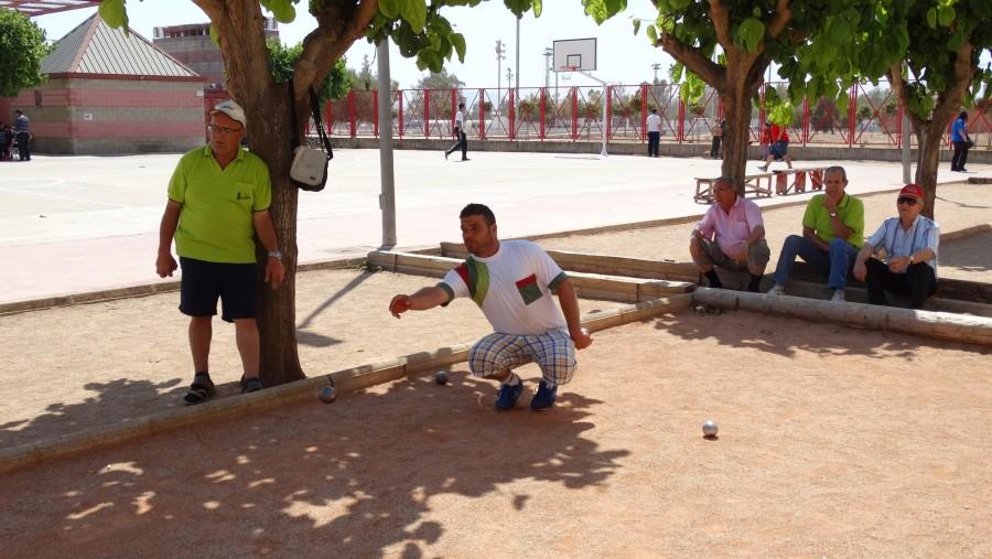 Torneo Petanca