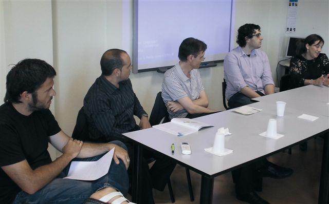 taula redona emprenedors