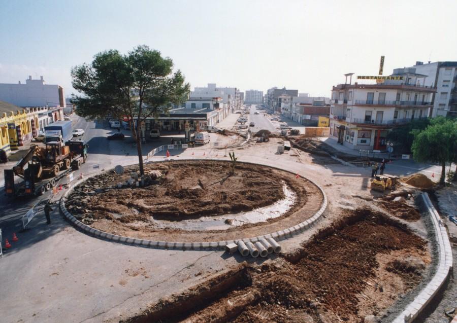 Avinguda Obres Olivera