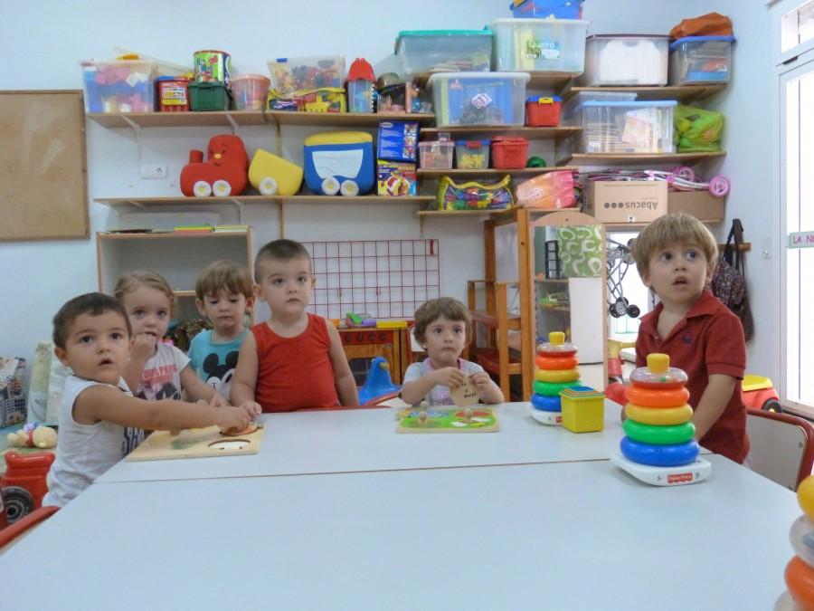 Primer dia a l'Escola Infantil Salvador Bosch