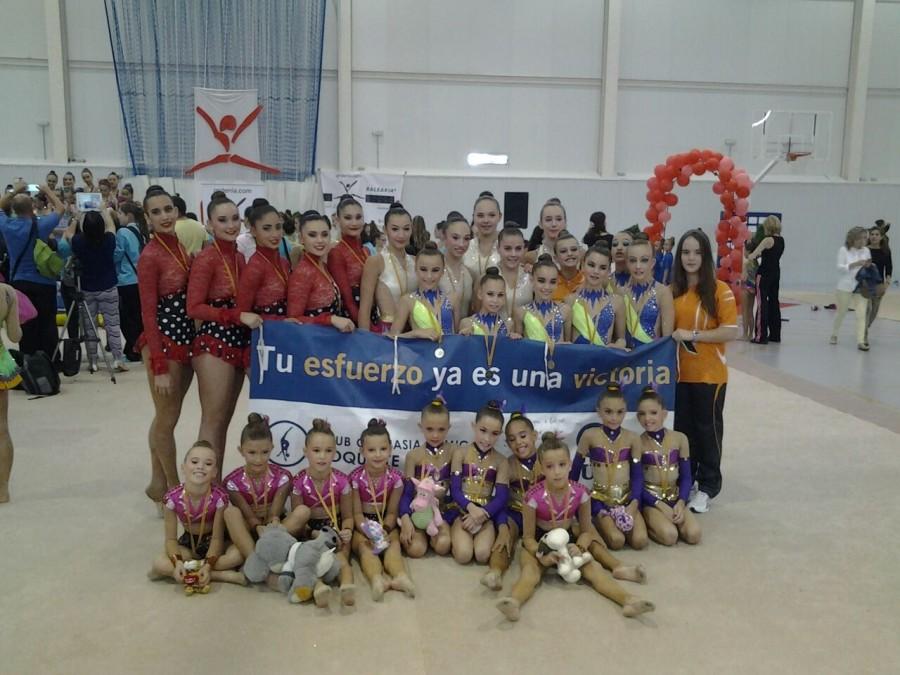 gimnastes roquette