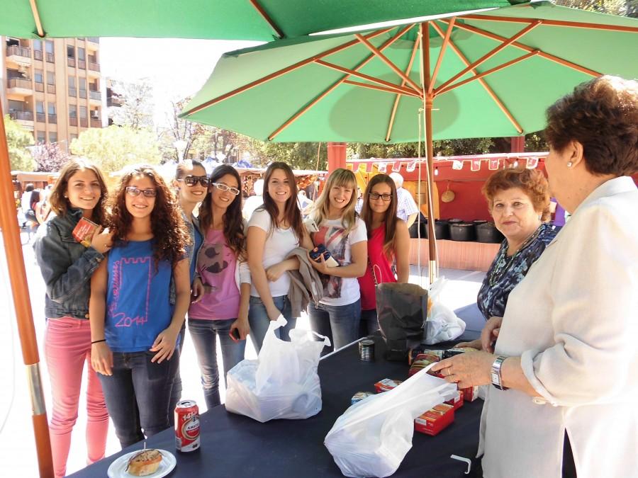 sabado solidario 2014
