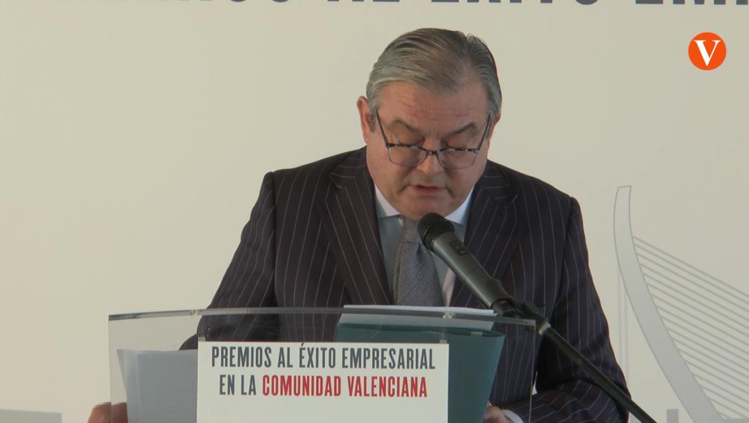 VALENCIA PREMIOS ÉXITO EMPRESARIAL