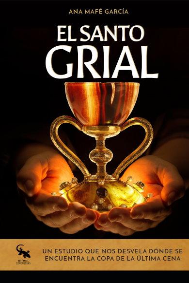 """Éxito en la presentación del libro """"El Santo Grial"""" de Ana Mafé ..."""